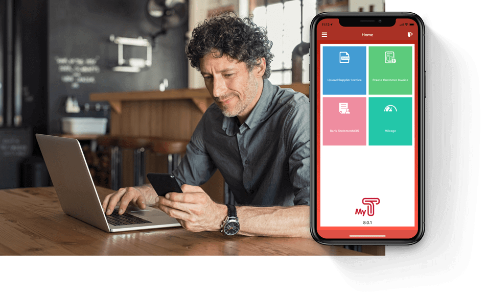 App for accountants My T